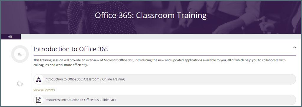 Classroom-Training